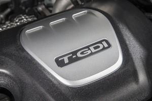 Hyundai Tucson T-GDI Motor