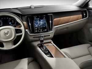 cockpit Volvo S90