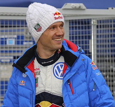 Sébastien Ogier-Volkswagen Motorsport