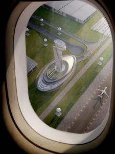 İstanbul Yeni Havaalanı Kontrol Kulesi Pininfarina imzası taşıyor
