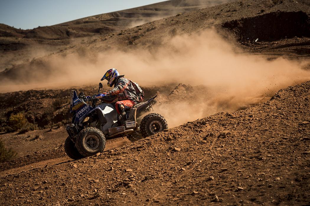Marcos Patronelli-Yamaha Racing Team