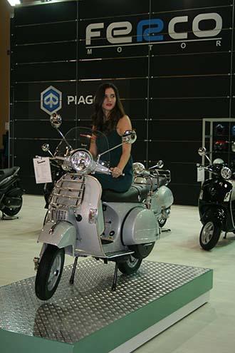 Ferco Motor,Vespa