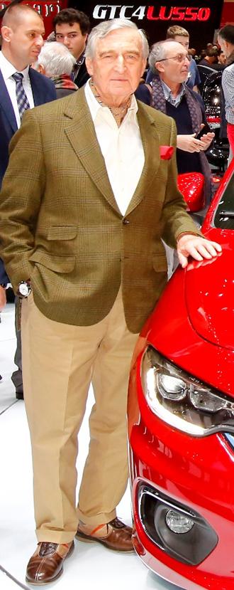 Koç Holding Şeref Başkanı Rahmi M. Koç