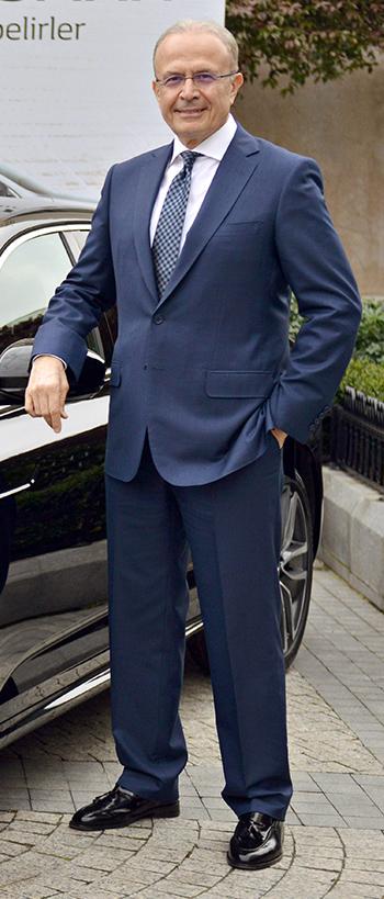 Renault Mais Genel Müdürü İbrahim Aybar, Yeni Renault Koleos'u anlattı.