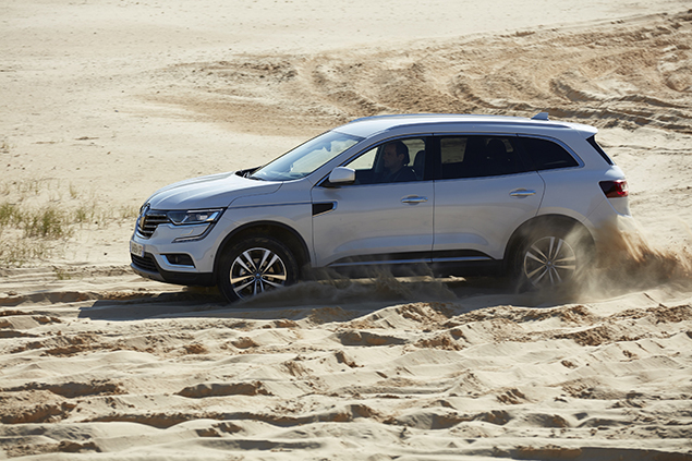 Yeni Renault Koleos Türkiyede Satışa Sunuluyor