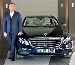 Mercedes-Benz Otomobil Grubu Pazarlama ve Satış Türkiye Direktörü Şükrü Bekdikhan: