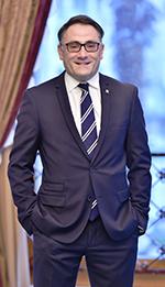 Genel Müdür Laurent Pernet