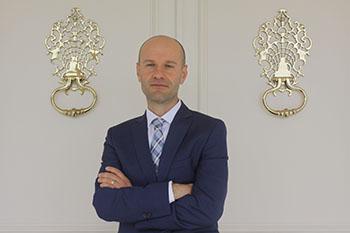 Ege Endüstri Genel Müdürü Ayhan