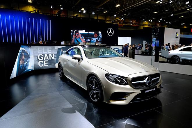 Yeni Mercedes-Benz E-Serisi Coupé