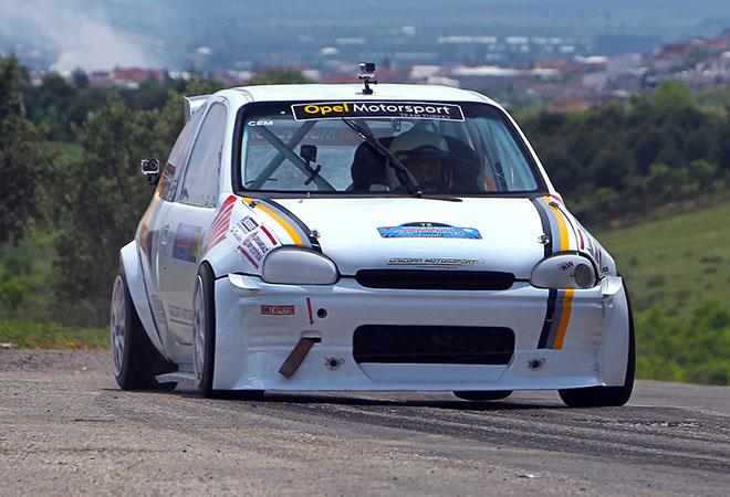 Opel Corsa GSI - Cem Yudulmaz