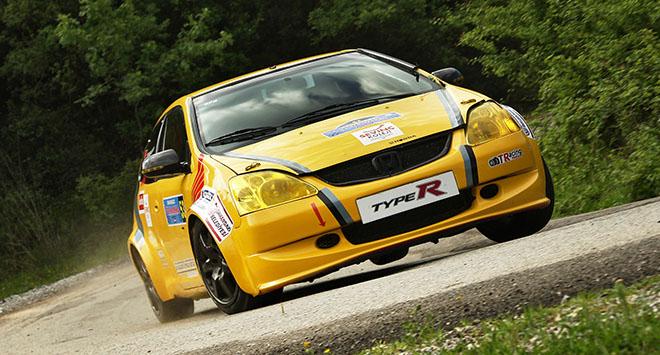 Kategori 4 birincisi: Honda Civic Type-R EP3 ile Efe Albağlar
