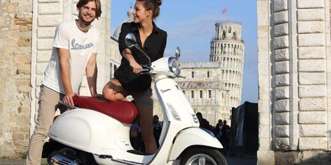 Vespa Motosikletleri