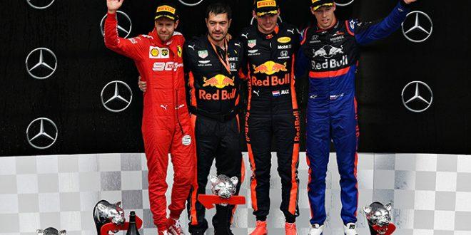 F1 Almanya GP'sini Kim Kazandı?