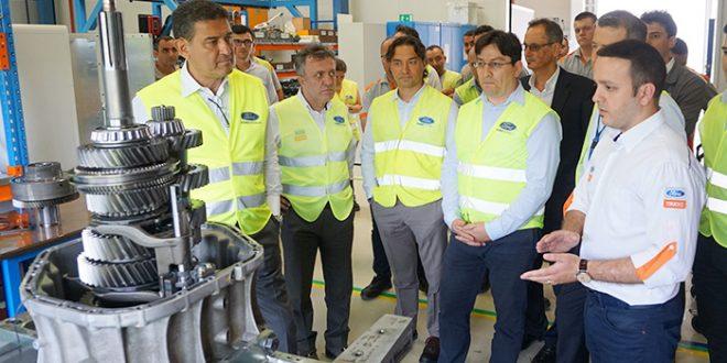 Türkiye'nin ilk ağır ticari şanzıman üretimi