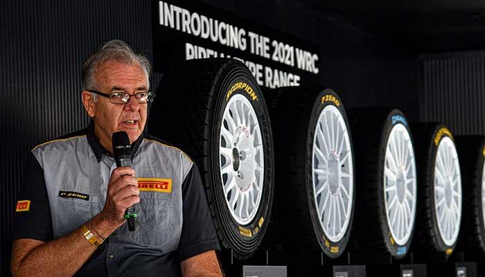 Pirelli ralli lastikleri