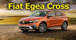 Yeni Fiat Egea Cross