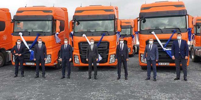Ford Trucks'tan İBB'ye 78 adet aktarma aracı