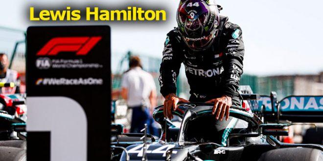 F1'de Lewis Hamilton, 92. zaferi ile Dünya Rekoru kırdı!