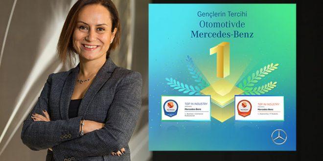 Türkiye'nin En Çekici İşvereni Mercedes-Benz!
