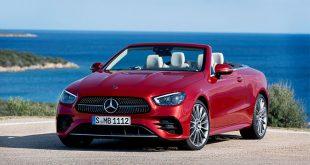 Yeni Mercedes-Benz E-Serisi