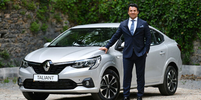 Renault, Taliant modeliyle B-Sedan segmentine hareket getiriyor!